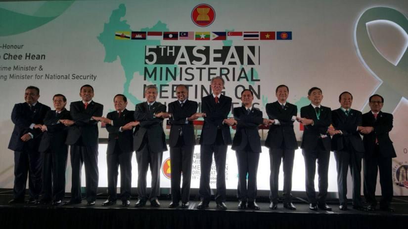 TPM Beri Komitmen Penuh Atasi Masalah Dadah Di AsiaTenggara